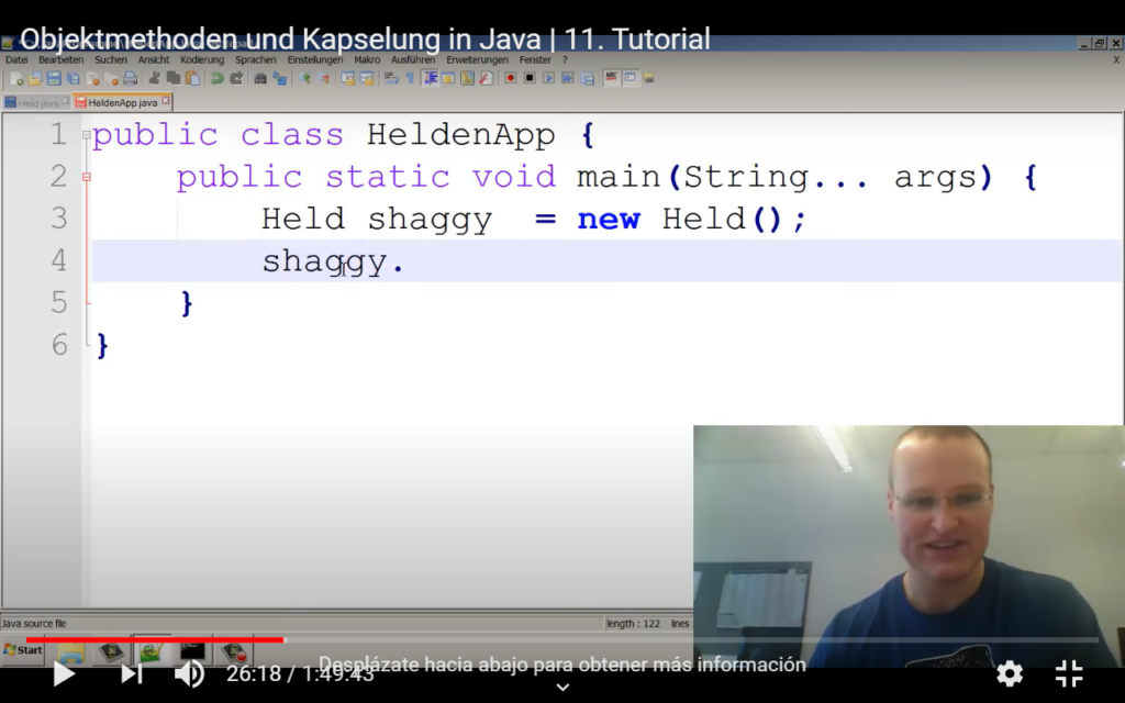 Hendrik Schmidt - Java Tutorials