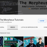 The Morpheus Tutorials – Programmiertutorials auf Deutsch